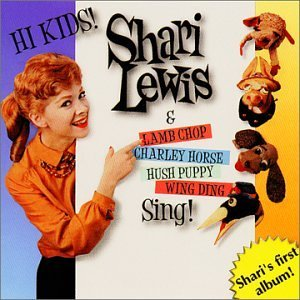 Shari Lewis With Lamb Chop Charley Horse W