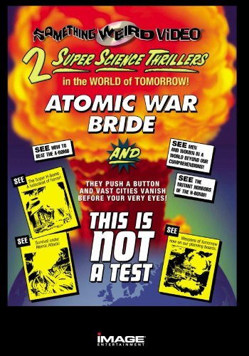 Atomic War Bride This Is Not A Atomic War Bride This Is Not A Bw Nr Spec. Ed.