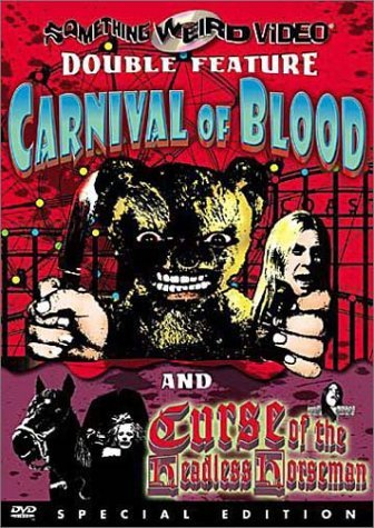 Carnival Of Blood Curse Of The Carnival Of Blood Curse Of The Special Ed. Ur