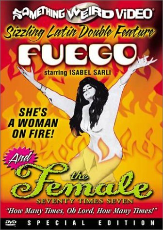 Fuego Female Fuego Female Clr Bw Nr Spec. Ed.