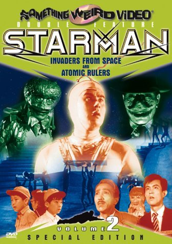 Starman Vol. 2 Invaders From Space Ato Bw Nr