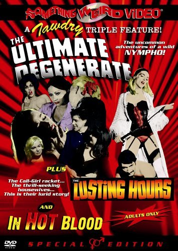 Ultimate Degenerate Lusting Ho Ultimate Degenerate Lusting Ho DVD R Nr 3 On 1