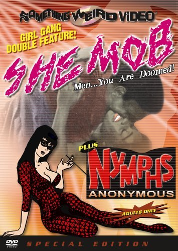 She Mob Nymphs Anonymous She Mob Nymphs Anonymous DVD R Nr