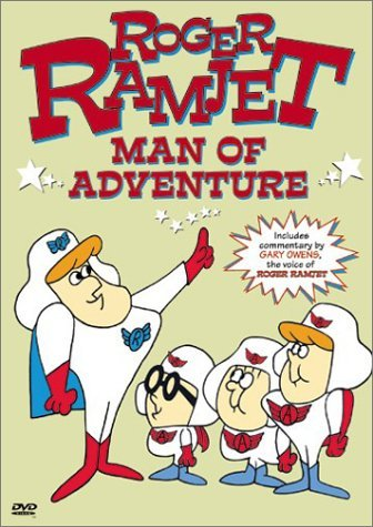Roger Ramjet Man Of Adventure Clr Chnr