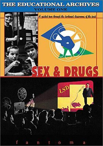 Sex & Drugs Educational Archives Clr Bw Prbk 10 08 01 Nr