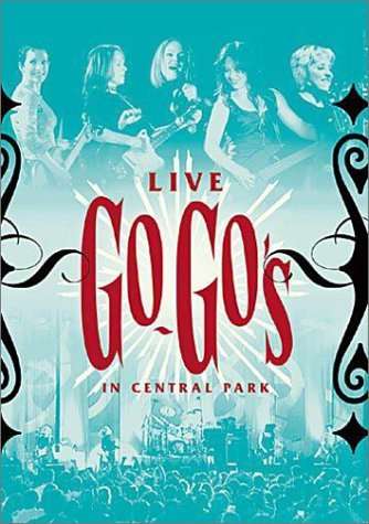 Go Go's Live In Central Park Clr 5.1 Dts Nr