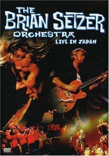 Brian Setzer Live In Japan Clr 5.1 Dts Live In Japan