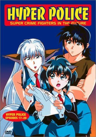 Hyper Police Super Crime Fighters In The Fu Clr 5.1 Jpn Lng Eng Dub Sub Nr