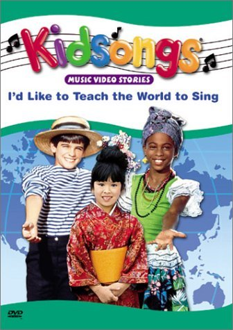 I'd Like To Teach The World To Kidsongs Clr Cc 5.1 Nr