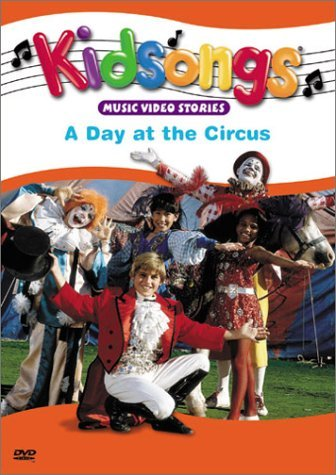 Day At The Circus Kidsongs Clr Cc 5.1 Nr