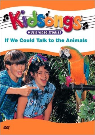 If We Could Talk To The Animal Kidsongs Clr 5.1 Nr