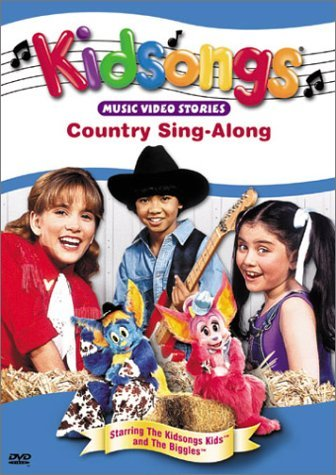 Country Sing Along Kidsongs Clr Cc 5.1 Nr