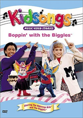 Boppin' With The Biggles Kidsongs Clr Cc 5.1 Nr