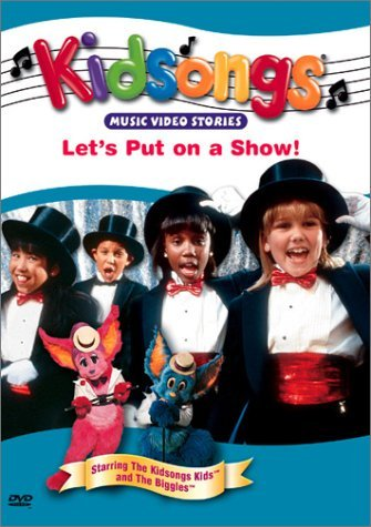 Let's Put On A Show Kidsongs Clr 5.1 Nr