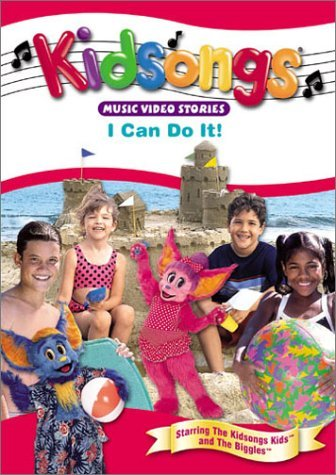 I Can Do It Kidsongs Clr 5.1 Nr