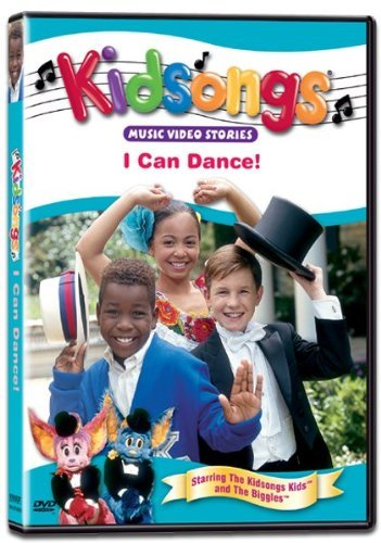 I Can Dance Kidsongs Clr 5.1 Nr