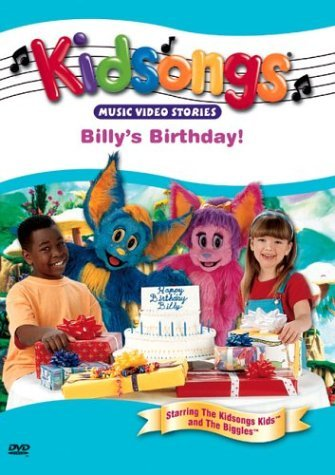 Billy's Birthday Kidsongs Clr Nr