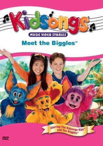 Meet The Biggles Kidsongs Clr Nr