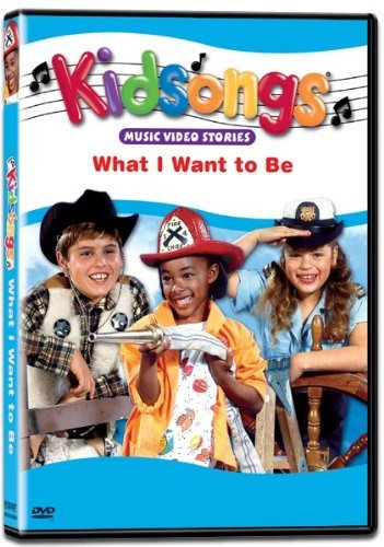 What I Want To Be Kidsongs Clr 5.1 Nr