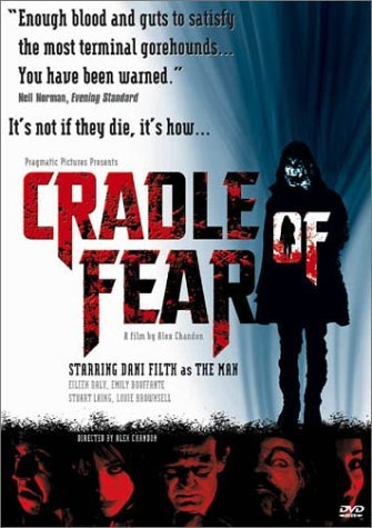 Cradle Of Fear Filth Daly Bouffante Laing Bro Clr Ws 5.1 Nr
