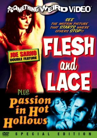 Flesh & Lace Passion In Hot Ho Flesh & Lace Passion In Hot Ho DVD R Nr 2 On 1