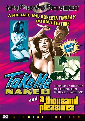 Take Me Naked Thousand Pleasur Take Me Naked Thousand Pleasur Bw DVD R Nr 2 On 1