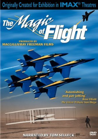 Magic Of Flight Imax Clr Nr 2 DVD