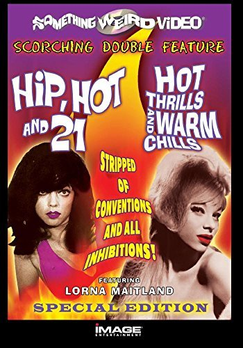Hip Hot & 21 Hot Thrills Warm Hip Hot & 21 Hot Thrills Warm DVD R Nr