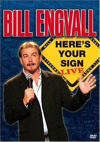 Bill Engvall Here's Your Sign Live! Ws Nr