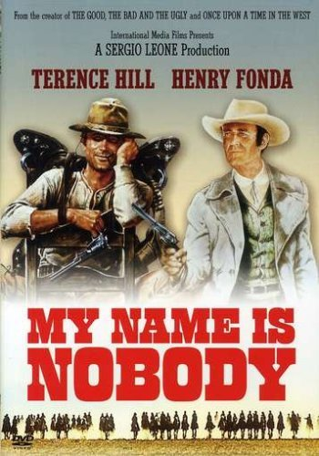 My Name Is Nobody Hill Fonda Ws Pg
