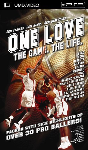 One Love Game The Life One Love Game The Life Clr Umd Nr