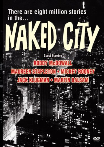 Naked City Set 1 Bw Nr 3 DVD