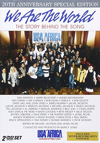 We Are The World Story Behind We Are The World Story Behind Nr 2 DVD