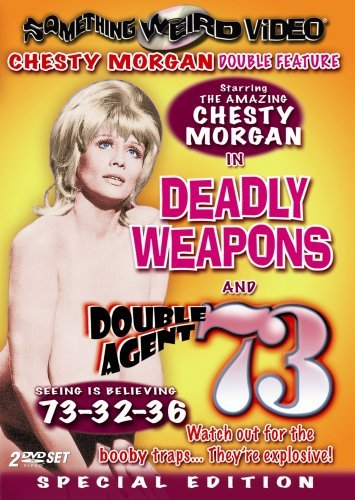 Deadly Weapons Double Agent 73 Deadly Weapons Double Agent 73 Nr 2 DVD