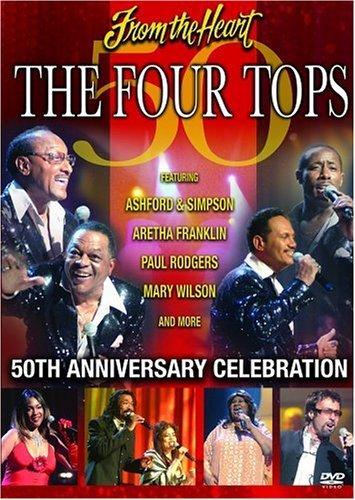Four Tops 50th Anniversary Concert Nr