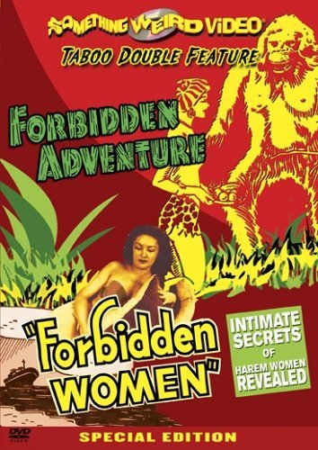 Forbidden Adventure Forbidden Forbidden Adventure Forbidden DVD R Nr