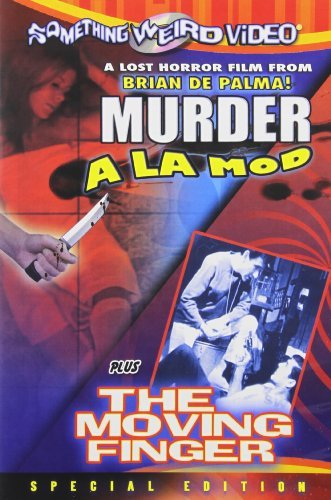 Murder A La Mod Moving Finger Murder A La Mod Moving Finger DVD R Nr