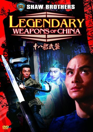 Legendary Weapons Of China Ying Hung Chu Hui Clr Man Lng Eng Sub Nr Special Ed.
