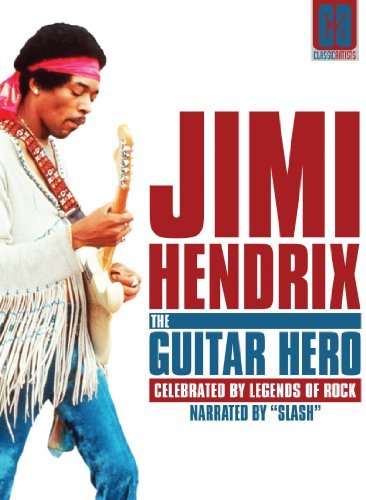 Jimi Hendrix Guitar Hero Classic Artists Ws Nr