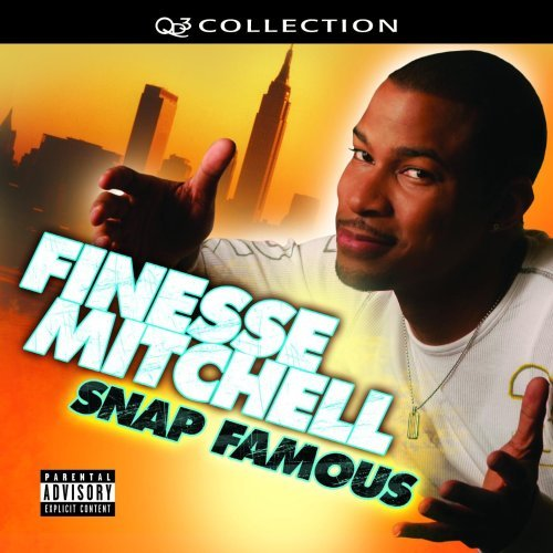 Finesse Mitchell Live