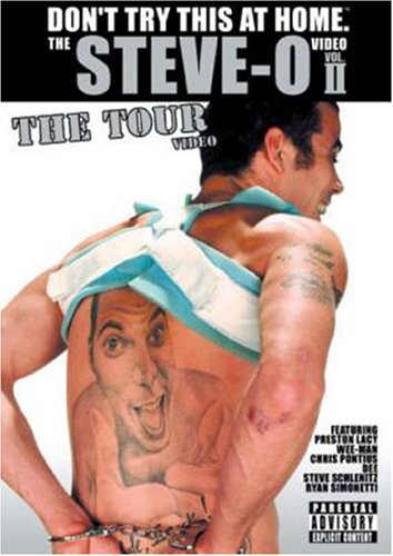 Steve O Vol. 2 Tour Video Pg