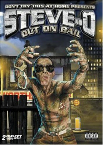 Out On Bail Steve O Nr 2 DVD