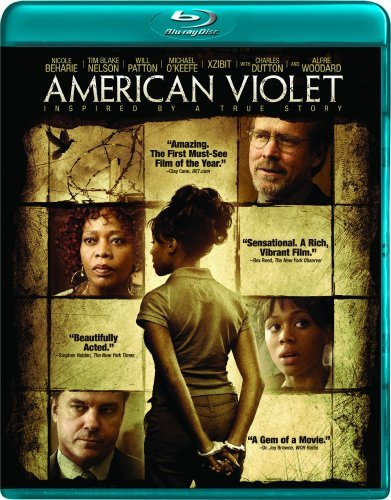 American Violet Beharie Patton Woodard Blu Ray Ws Pg13