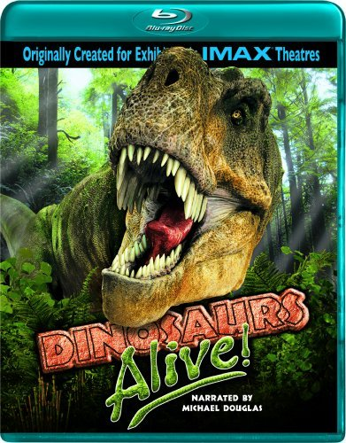 Dinosaurs Alive Imax Blu Ray Ws Nr
