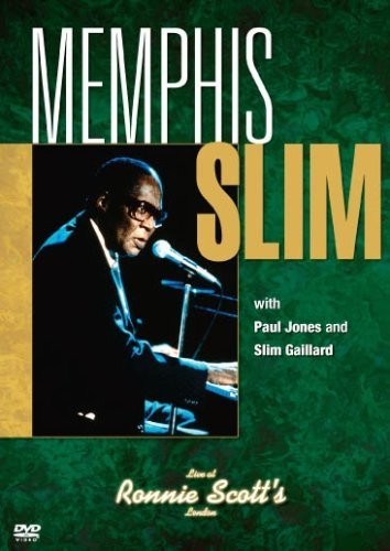 Memphis Slim Live At Ronnie Scott's