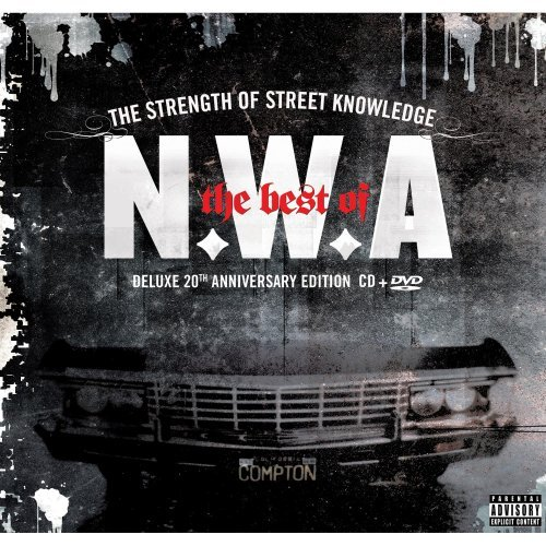 N.W.A. Best Of N.W.A. Explicit Version Incl. DVD