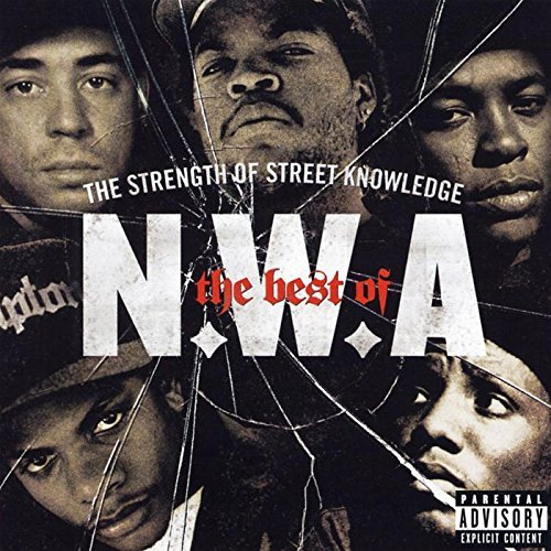 N.W.A. Best Of N.W.A. Explicit Version