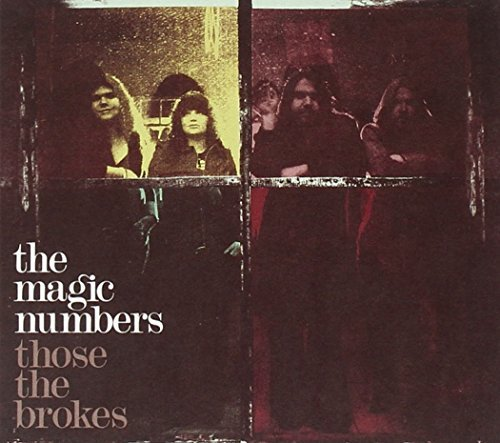 Magic Numbers Those The Brokes Limited Import Nzl Digipak