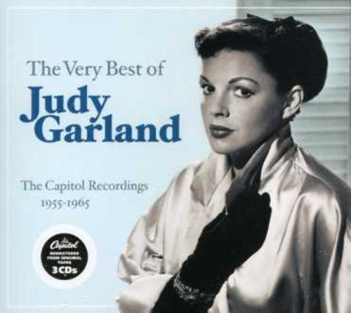 Judy Garland Very Best Of Judy Garland Import Aus 3 CD Set