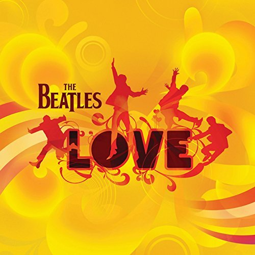 Beatles Love Special Ed. Incl. DVD Audio